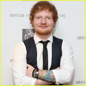 Ed Sheeran is Taking a Break From Social Media