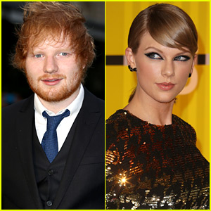 Ed Sheeran & Taylor Swift Were Facebook's Most Popular Celebs of 2015!