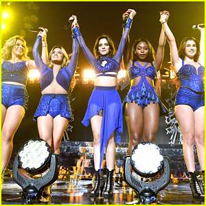 Fifth Harmony Hit Up Z100's Jingle Ball After Candie's Winter Bash Concert - See All The Pics!