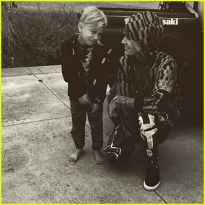 Justin Bieber's Little Brother Jaxon is His Lookalike!