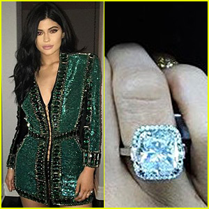 Kylie Jenner Posts More Ring Pictures, But She's Not Engaged