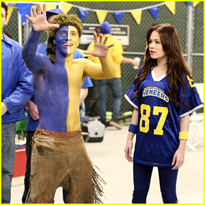 Billy Unger Shows Off Team Spirit On Tonight's 'Lab Rats: Bionic Island'