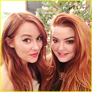 Lauren Conrad Is Not A Blonde Anymore; Dyes Her Hair Red!