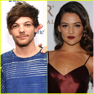 Louis Tomlinson & Danielle Campbell Spark More Dating Rumors With Milkshake Run!