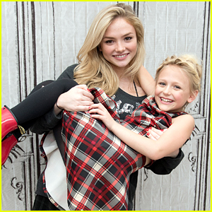 Natalie Alyn Lind Sends Cute Messages to Sister Alyvia After 'Coat of Many Colors' Premiere