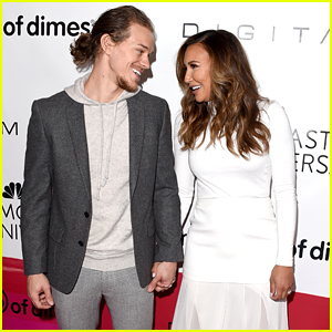 Naya Rivera & Ryan Dorsey Make First Appearance Together Since Baby Josey's Birth