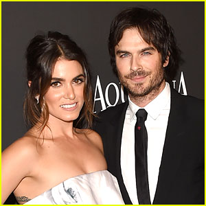 Ian Somerhalder Got a Sweet Birthday Note from Wife Nikki Reed!
