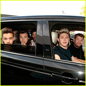 One Direction's 'Carpool Karaoke' Episode is AMAZING - Watch Now!