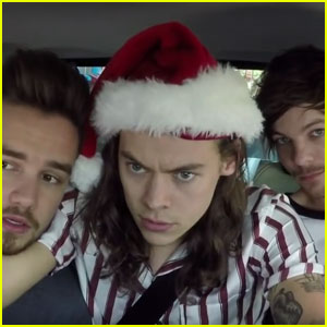 One Direction & More Stars Sing 'Joy to the World' for Christmas Carpool Karaoke - Watch Now!