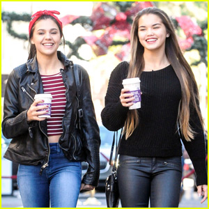 Paris Berelc & Amber Montana Pair Up for Some Holiday Shopping!