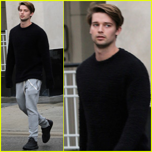 Patrick Schwarzenegger Joins the Dark Side of the Force