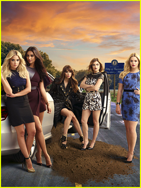The New 'Pretty Little Liars' Poster Is Spilling Some Major Clues - See It Here!
