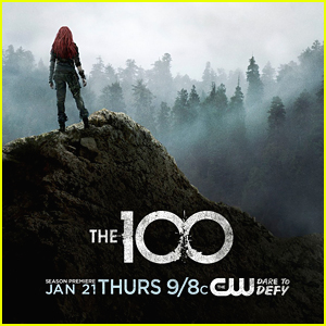 'The 100' Gets Teaser Poster After Intense Trailer Drops - See It Here!