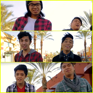 The Filharmonic Welcome The Holidays With 'Santa Tell Me' Cover - Watch Now!