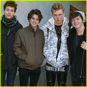 The Vamps Reveal Movie Plans For 2016 at CapitalFM Jingle Bell Ball