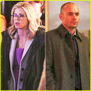 Will Felicity Become the Oracle on 'Arrow'? Executive Producer Weighs In!