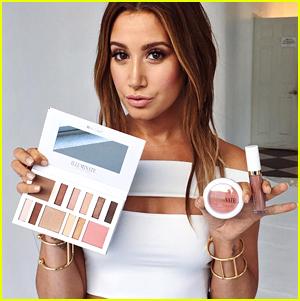 Ashley Tisdale Reveals Details About 'Illuminate' Makeup Line