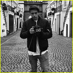 Brooklyn Beckham Is Burberry's Newest Photographer