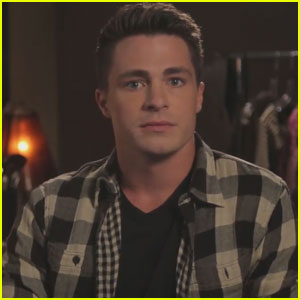 Colton Haynes Fights for Male Model Wages in New Funny or Die Video - Watch Now!