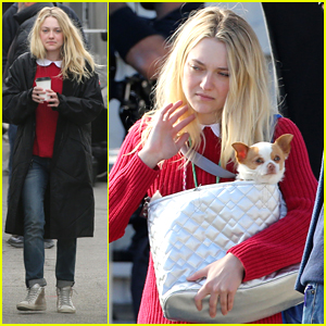 Dakota Fanning Likes That She Can Show Her Grandchildren The Films She's Made When She Was Young