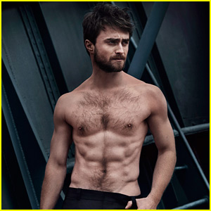 Daniel Radcliffe Looks Super Ripped in His New Photo Shoot!