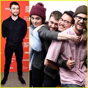 Daniel Radcliffe Takes 'Swiss Army Man' To Sundance Film Festival 2016