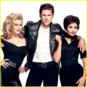 Grease: Live Premieres In Four Hours - Full Cast & Song List Here!