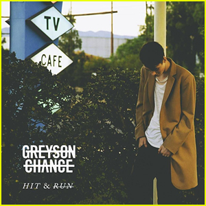 Greyson Chance Performs New Single 'Hit & Run' - Watch Now!