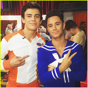Hayes Grier Gets 'Make Sasha Farber A Pro on DWTS Season 22' Trending!