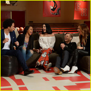 'High School Musical' Cast Reunites on 'Good Morning America' - Watch Now!