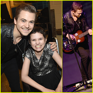 Hunter Hayes & Savannah Chrisley Come Together For Make-A-Wish Stars For Wishes 2016 Event