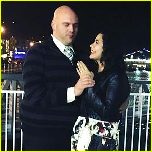 Liv & Maddie's Jessica Marie Garcia Engaged To Adam Celorier!