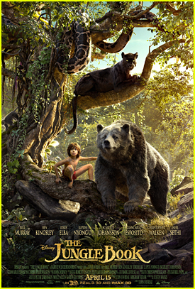 'The Jungle Book' Gets Three New Posters - See Them All Here!