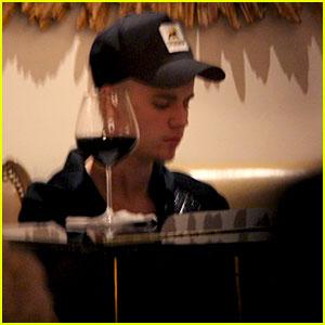 Justin Bieber Returns to Hotel Where He Sang to Selena Gomez