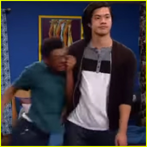 Ross Butler Returns As Brett on 'K.C. Undercover' Tonight!