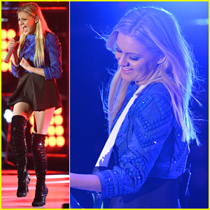 Kelsea Ballerini Rings In 2016 In Nashville - See The Pics!