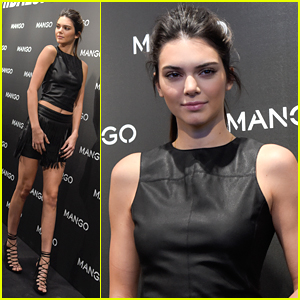 Kendall Jenner Steps Out For Mango Tribal Spirit Campaign Launch After Social Media Backlash