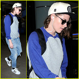 Kristen Stewart Comments on Gender Equality in Hollwood: 'Do Something'