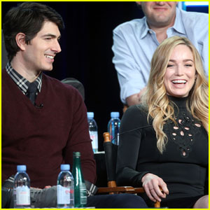 Caity Lotz & 'DC's Legends of Tomorrow' Cast Bring the Show to TCA Winter Tour 2016