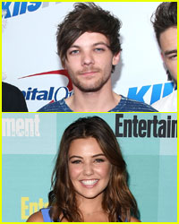 Did Louis Tomlinson & Danielle Campbell Get Kicked Out of a Comedy Club?