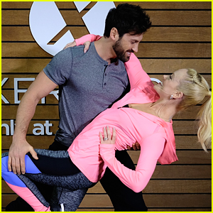 Maksim Chmerkovskiy & Peta Murgatroyd Dance Their Way To JCPenney in Manhattan