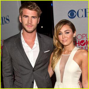 Did Miley Cyrus Kiss Ex-Fiance Liam Hemsworth in Australia This Weekend?