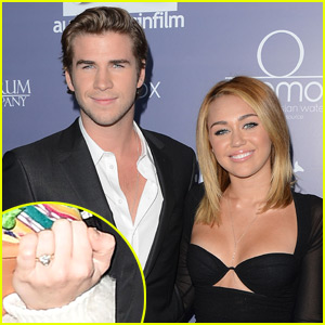 Miley Cyrus & Liam Hemsworth May Have Moved In Together! (Report)