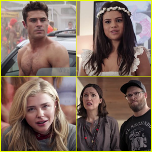Zac Efron, Selena Gomez & More Star in 'Neighbors 2' Trailer - Watch Now!