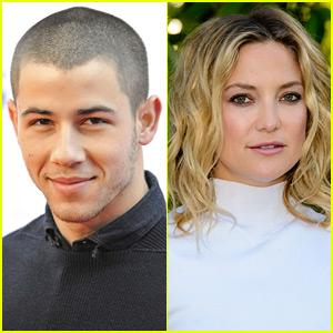 Nick Jonas Seen Hanging Out with Actress Kate Hudson Again! (Photos)