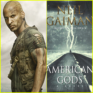 The 100's Ricky Whittle Joins 'American Gods' Adaption; Author Neil Gaiman Won't Let Them 'White-Wash' It