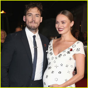 Sam Claflin Welcomes First Child With Wife Laura Haddock