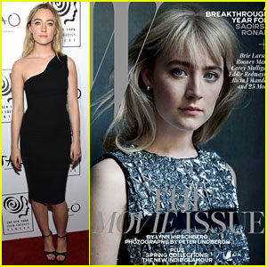 Saoirse Ronan on Her Bronx Birthplace: 'I'm Saoirse From the Block'