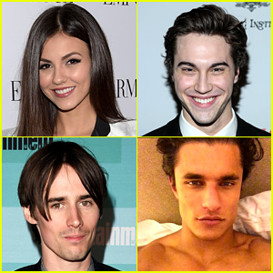 Victoria Justice & Ryan McCartan Cast in 'Rocky Horror' Remake!