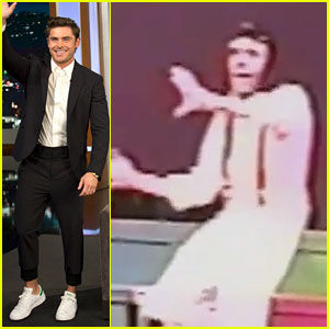 Zac Efron Sings 'Suppertime' as Charlie Brown's Snoopy - Watch Now!